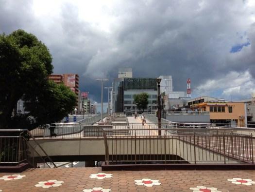 旧黒崎そごう駅前広場