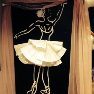 Jedna z baletnic