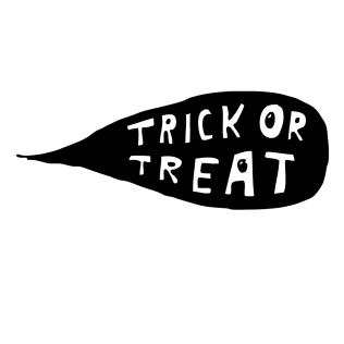 trick or treat body na halloween