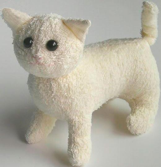 кошка-плюшка-игрушка-своими-руками