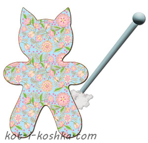 игрушка кот своими руками (10)