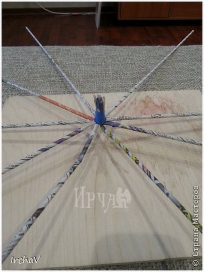 плетеная кошка (12)