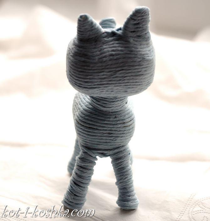 кот своими руками (8)