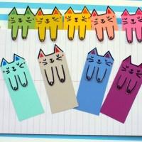 Закладка Кот