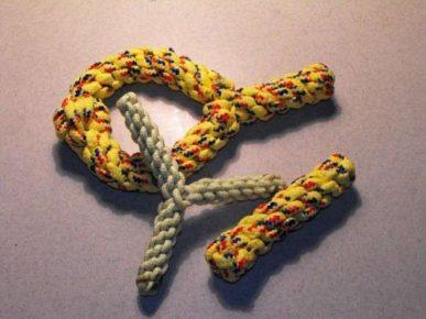 Flätade rep