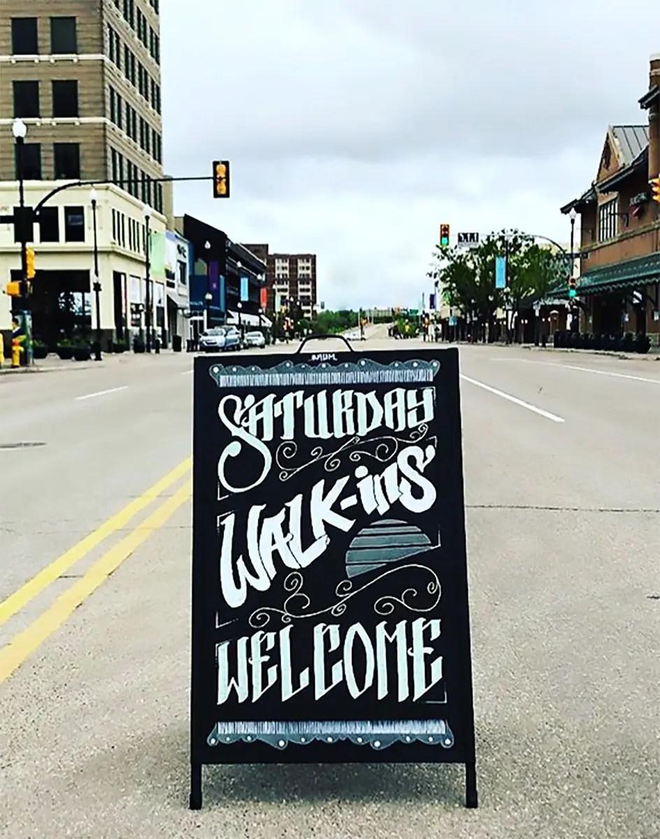 street signs saskatoon