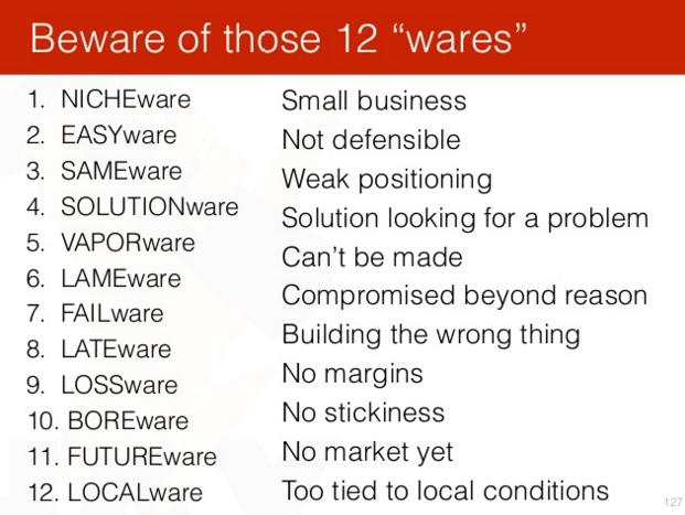 Hardware startup failures