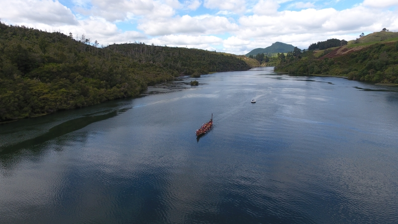 Press Release 5: New approach to engaging Māori with river data launched