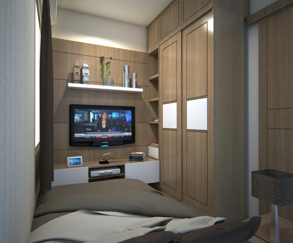 Kamar Tidur Tamu Kotakinterior