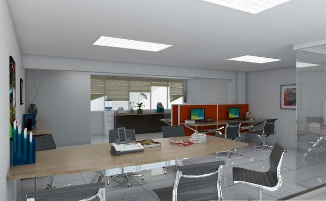 Interior Office Pt Agility International Kemayoran