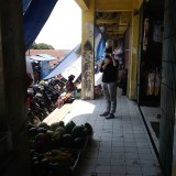 one of moments when ula observed in Batu (Traditional Market)