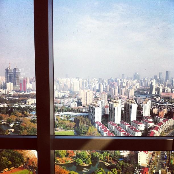 上海の景色