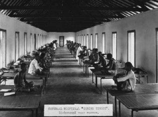 1915-1940 Central Hospital's dormitory, Tebing Tinggi