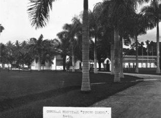 1915-1940 The Central Hospital, Tebing Tinggi 1