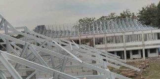 distributor rangka baja ringan yogyakarta jual atap kota jogja