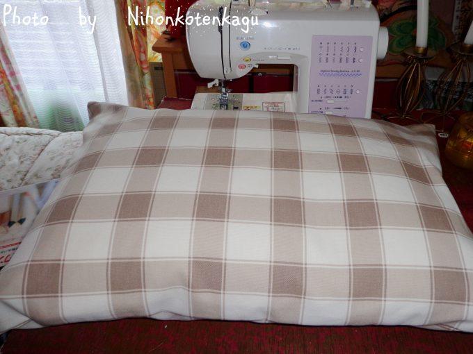 英国式枕カバー