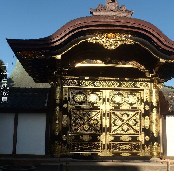 円覚寺・建長寺の宝物風入れ 国宝・重要文化財多数 2015年11月