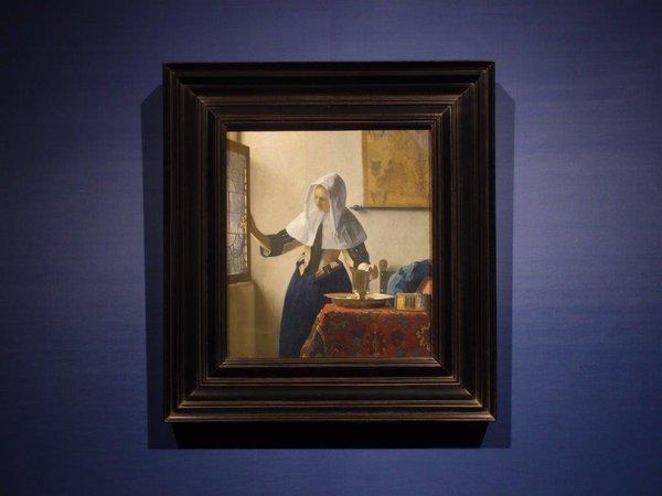 フェルメールとレンブラント展Titterよりhttps://twitter.com/vermeer20152016