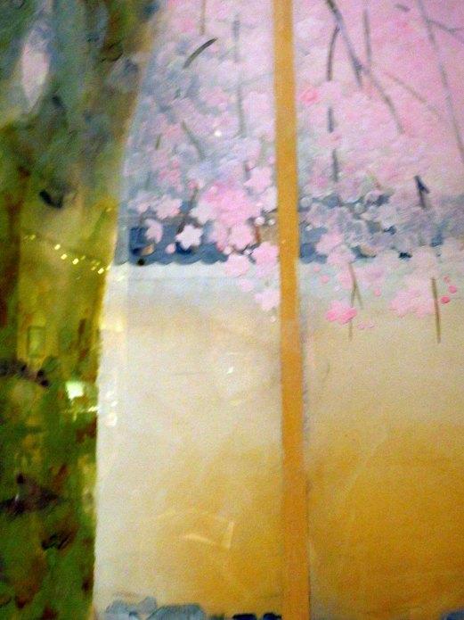 「醍醐」奥村土牛 山種美術館所蔵 ブロガー内覧会で撮影