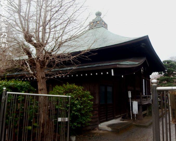 極楽律寺 本堂