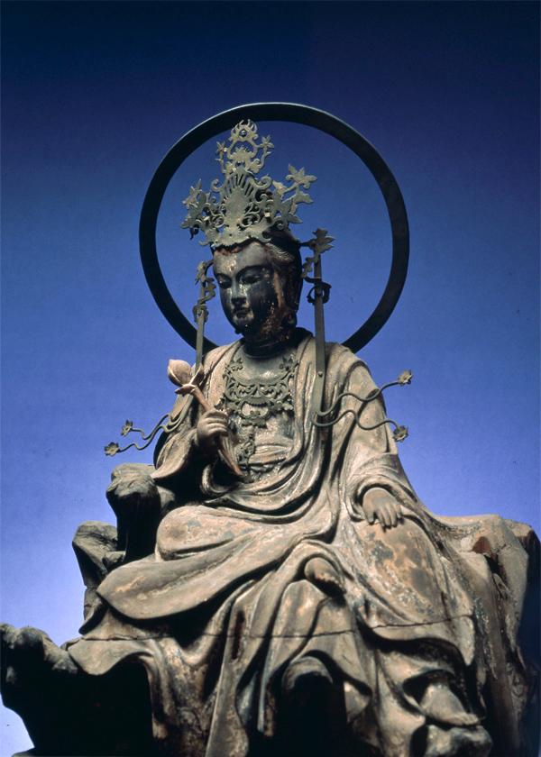 東慶寺 水月観音 http://www.tokeiji.com/heritage/suigetsu-kannon/