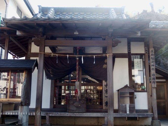 佐助稲荷神社 下社