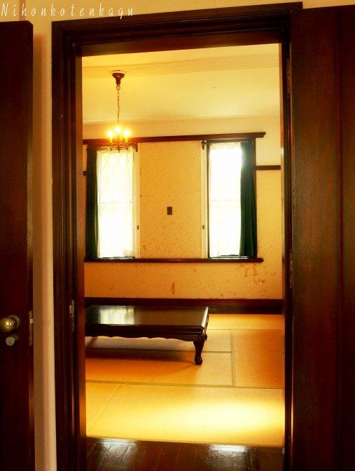 旧華頂宮邸 2階和室