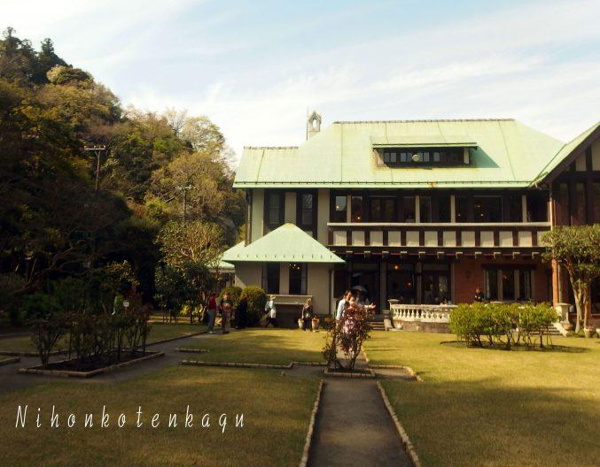 旧華頂宮邸 浄明寺町 姫クラスタさま、薔薇咲く庭がございますのよ。アクセスデータ付き