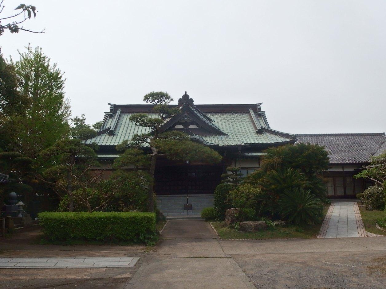 浄泉寺 本堂