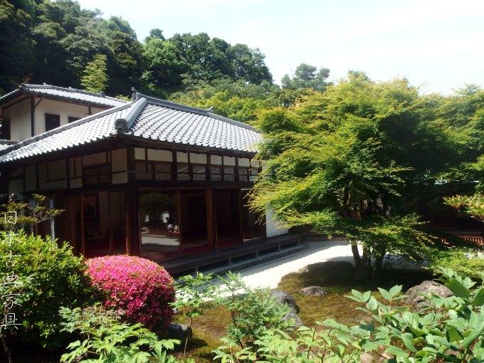 長寿寺 庭園