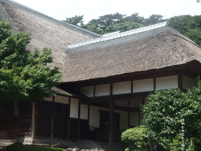 三渓園 鶴翔閣 玄関