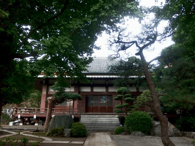 成福寺 本堂