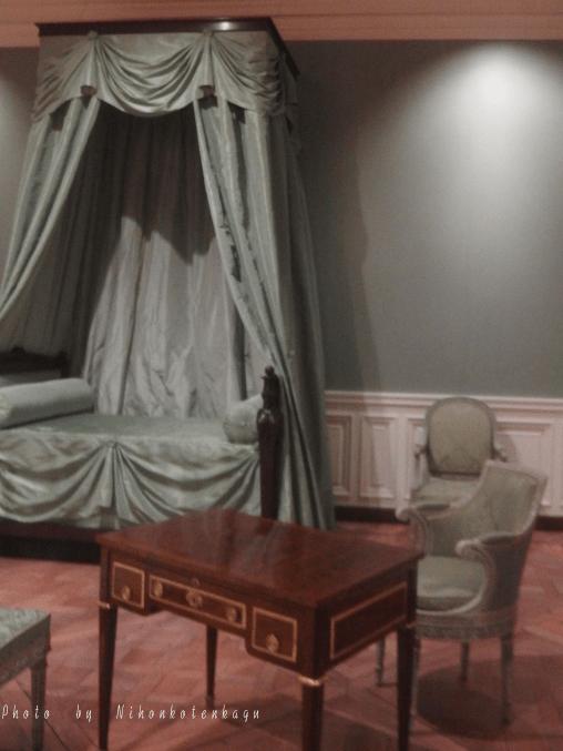 ヴェルサイユ宮殿 プチ・アパルトマン再現
