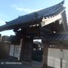 上行寺 大町 本堂の彫刻が豪華で、癌封じで有名な寺、アクセスデータ付き。