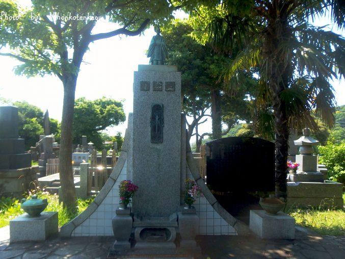 横須賀市の浄楽寺 前島密の墓