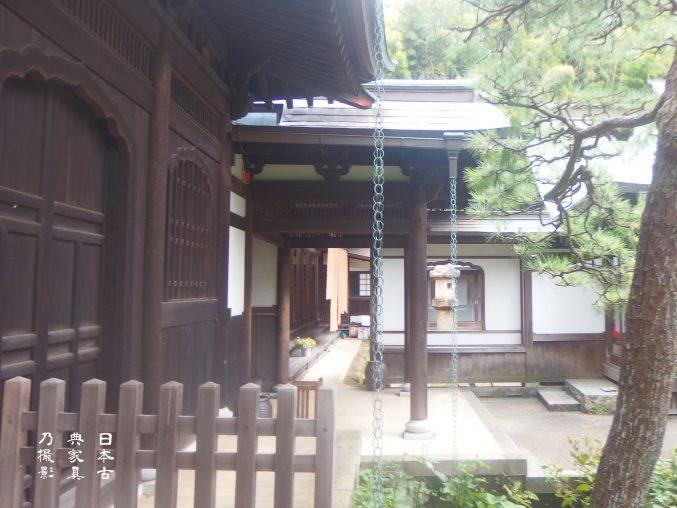 瑞泉寺 客殿