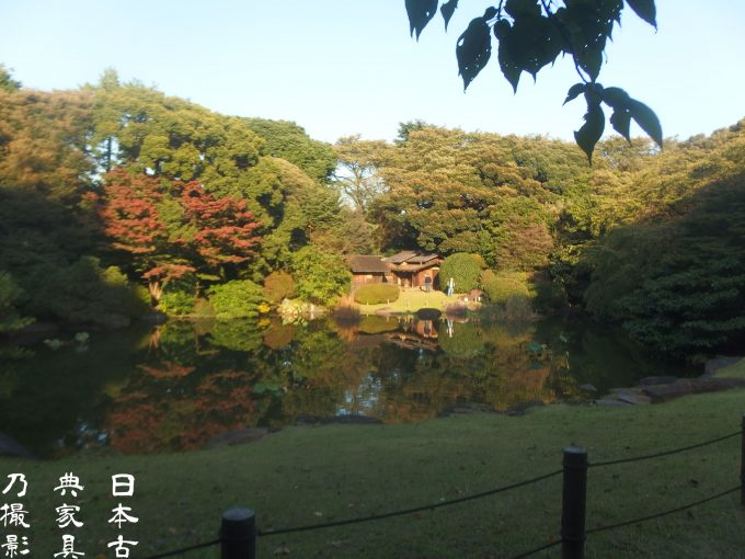 東京国立博物館 北庭園