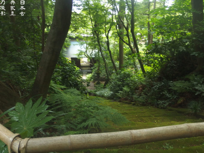 妙法寺 石段
