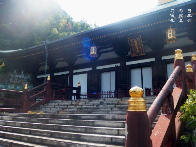長勝寺 本堂