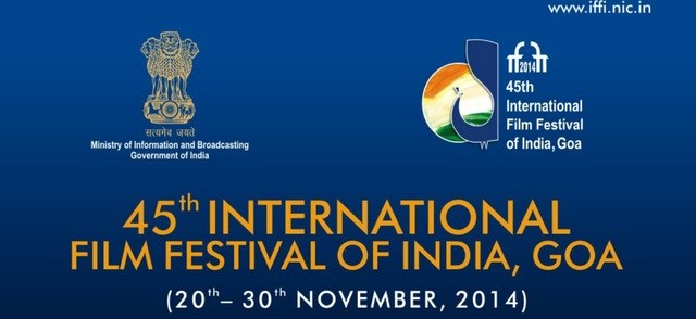 International Film Festival of India 2014, Goa