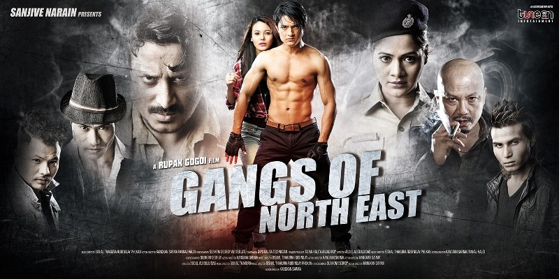 Udayan Duwara and 'Gangs of North-East'