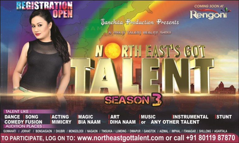 'North East's Got Talent' 3 Gets Underway