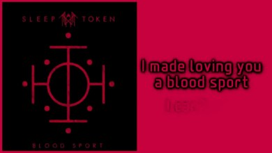 Sleep Token – Blood Sport (from the room below) lyrics