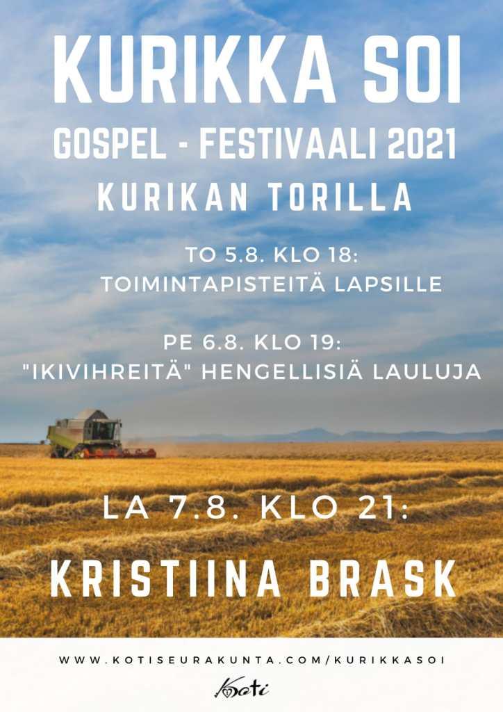 Kurikka Soi - Gospel-Festivaali