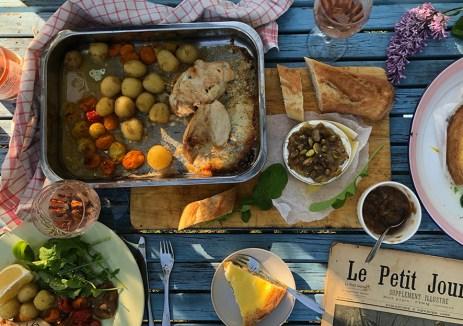 Juustot jos mitkä kuuluvat ranskalaisvaikutteisiin ruokiin.