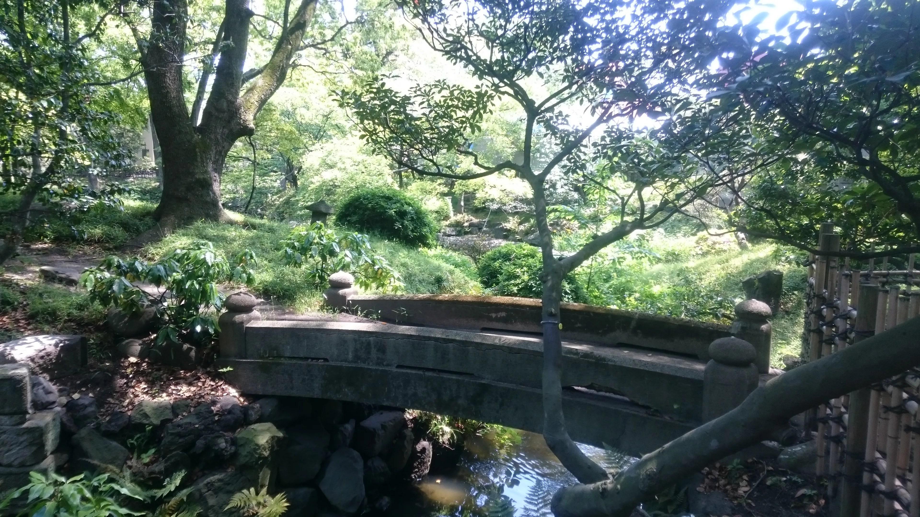 伝法院の橋