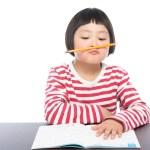 宿題に集中できない小学生ぱくたそ