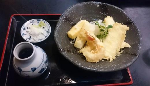神田尾張屋 もち天いか天えび天蕎麦が一度に食べられる裏メニュー