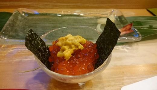 海 亀戸の隠れ家お寿司。新鮮なお魚と素敵な心配り。