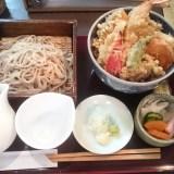 銀杏へ再訪 亀戸・西大島の美味しく麗しい蕎麦の昼食